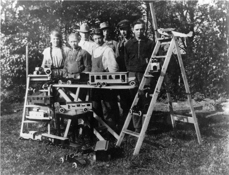 Lego product line 1932