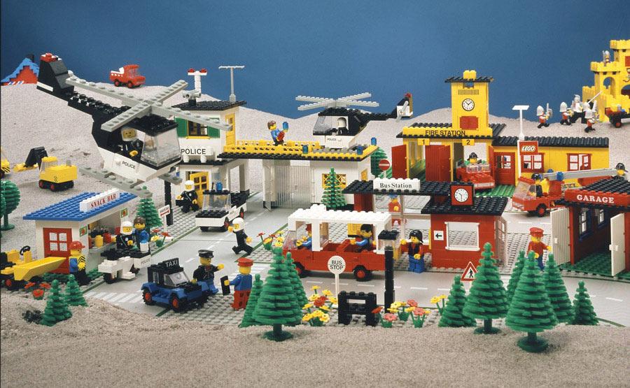Legoland range 1970