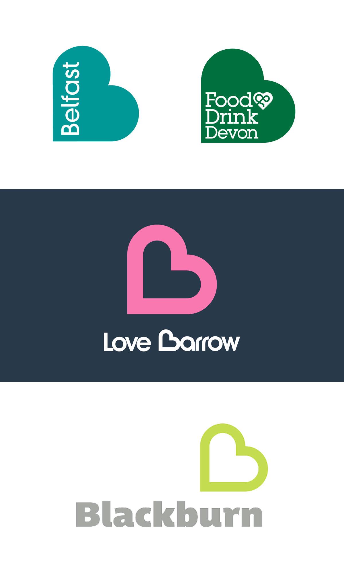 Belfast logo Lloyd Northover