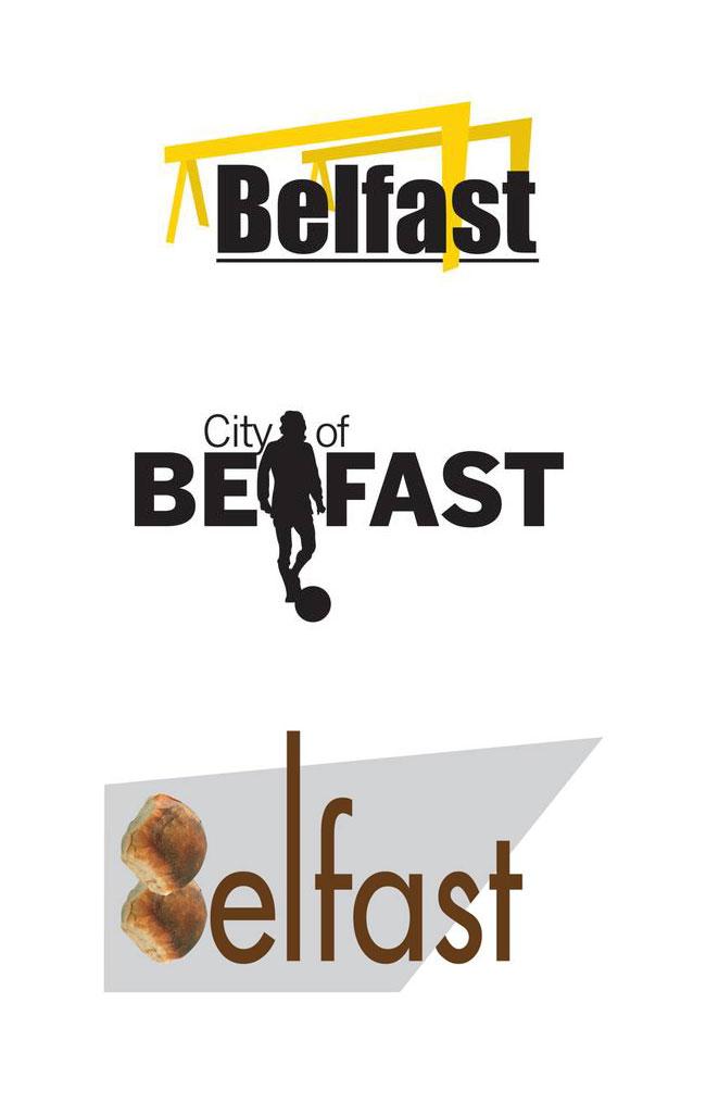 Belfast logo alternatives