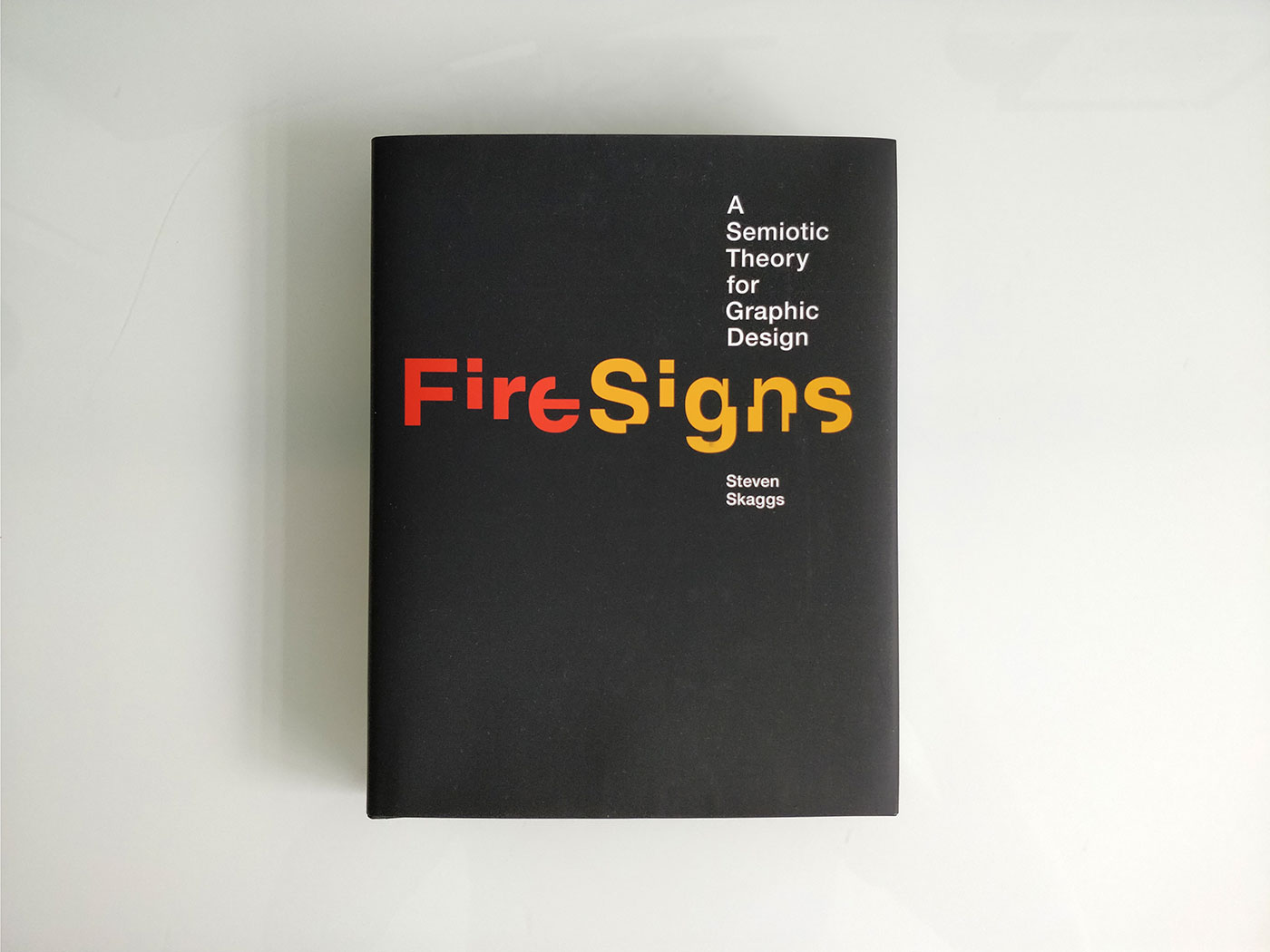 FireSigns book, Steven Skaggs