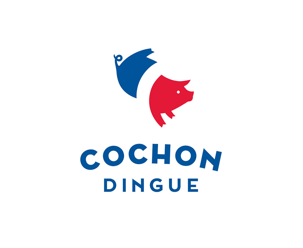 Cochon Dingue logo