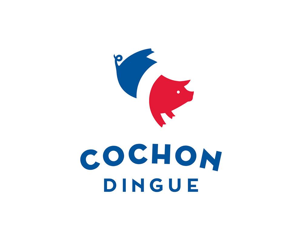 Cochon Dingue logo