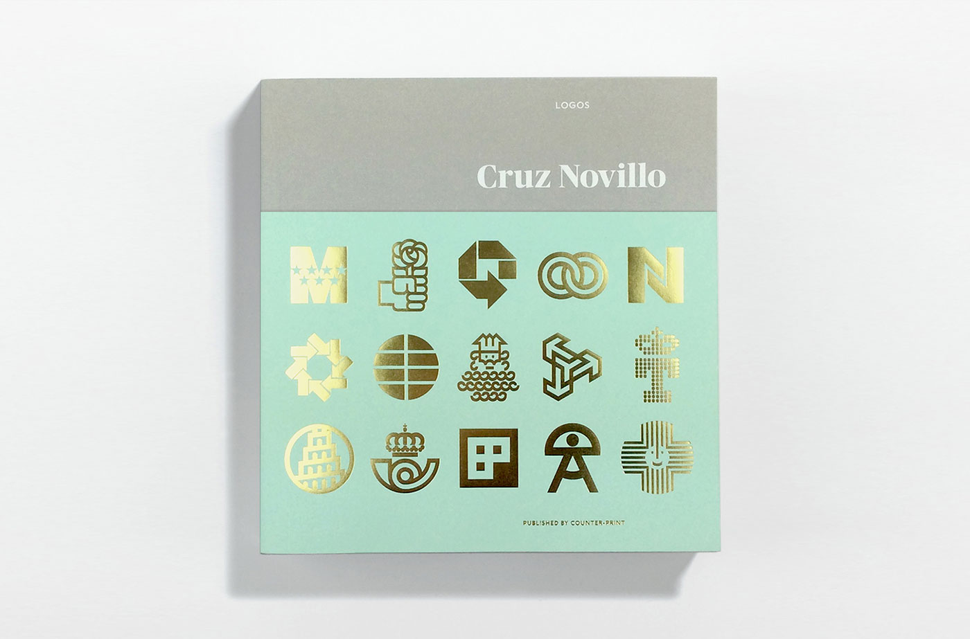 Cruz Novillo logo book
