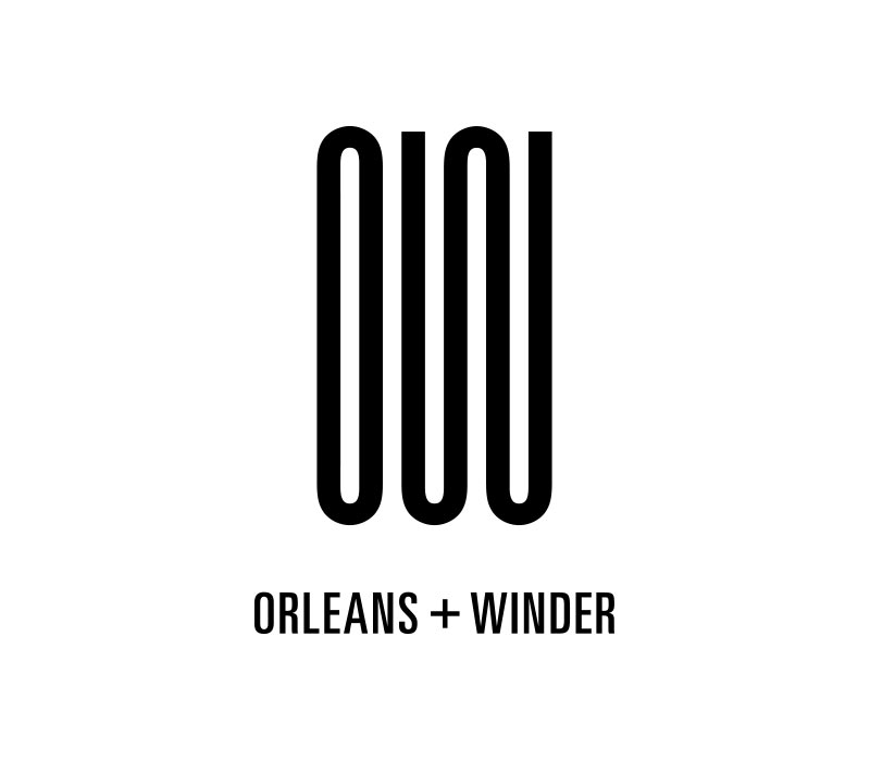 Orleans and Winder logo