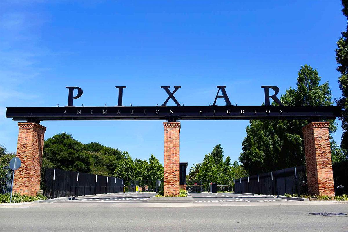 The Pixar Logo And The Hopping Desk Lamp Logo Design Love