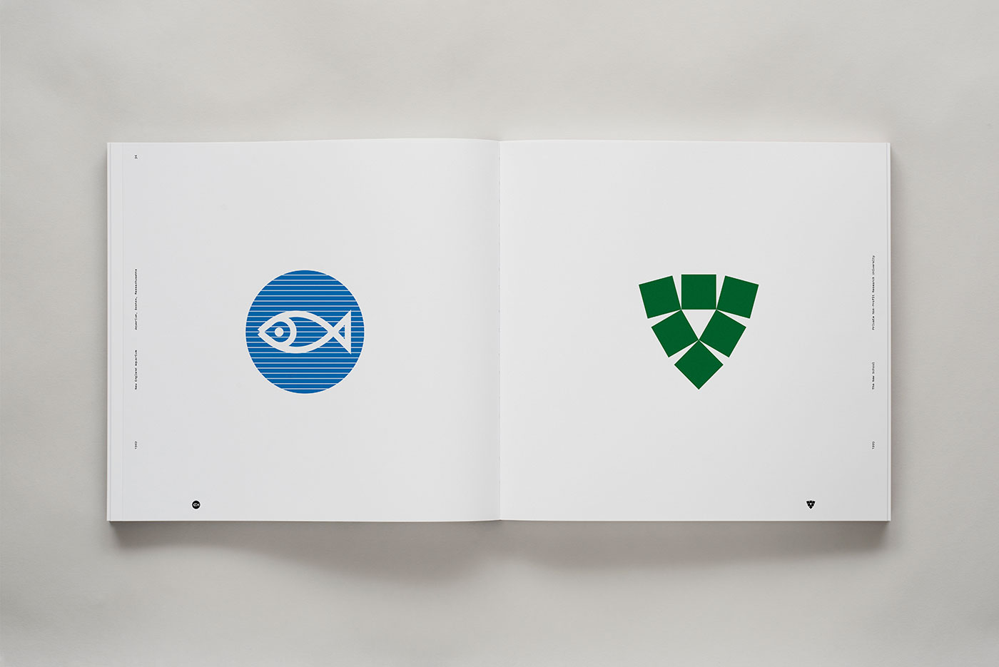 Chermayeff & Geismar & Haviv, Standards Manual
