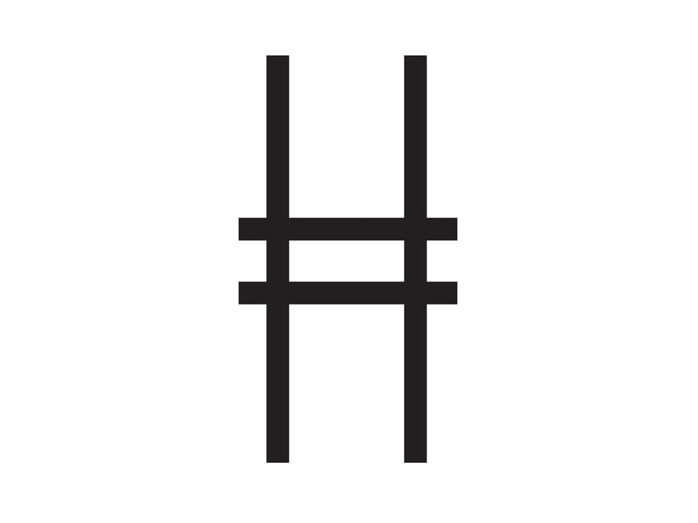 Highline logo Pentagram