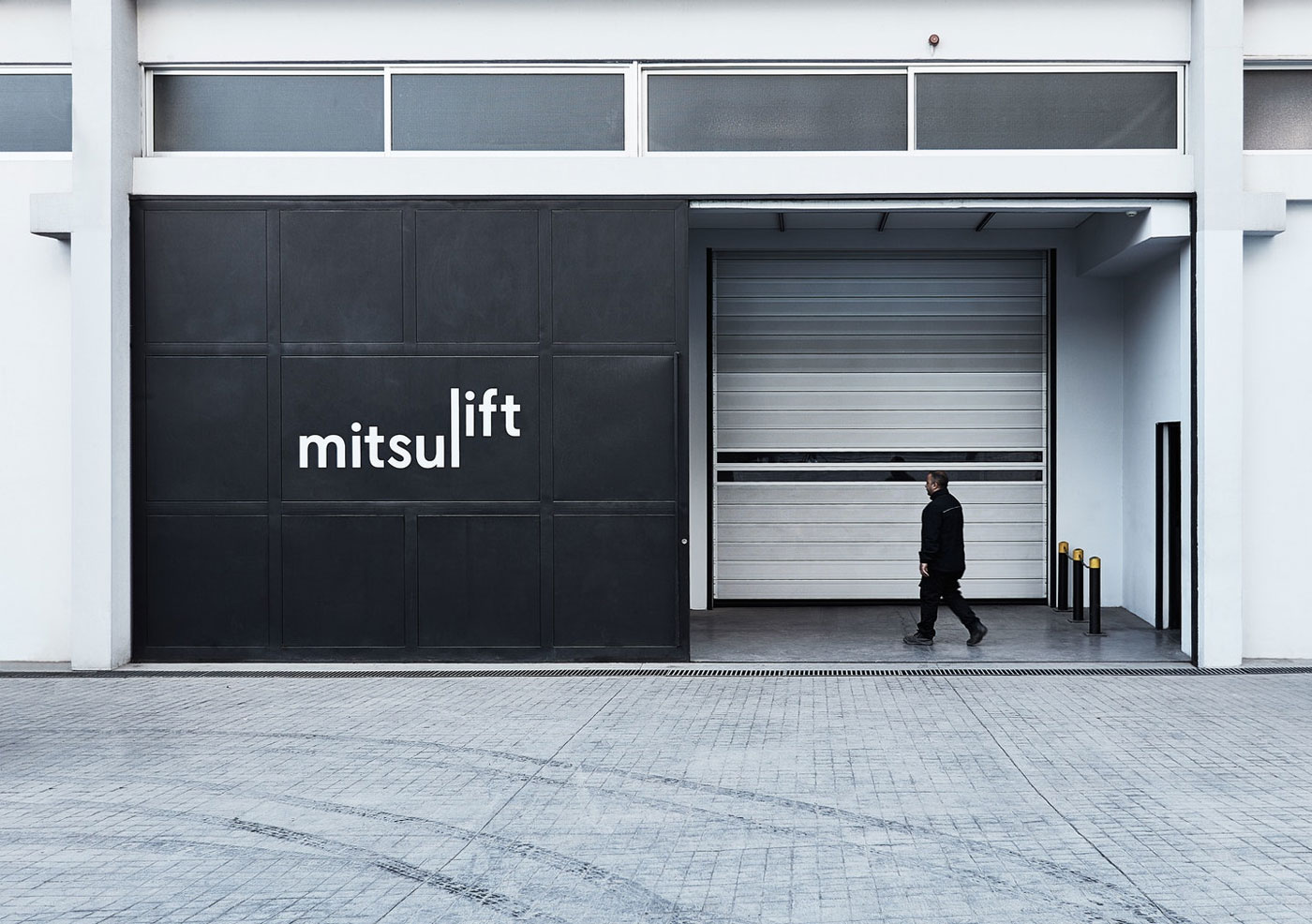 Mitsulift logo Base Design