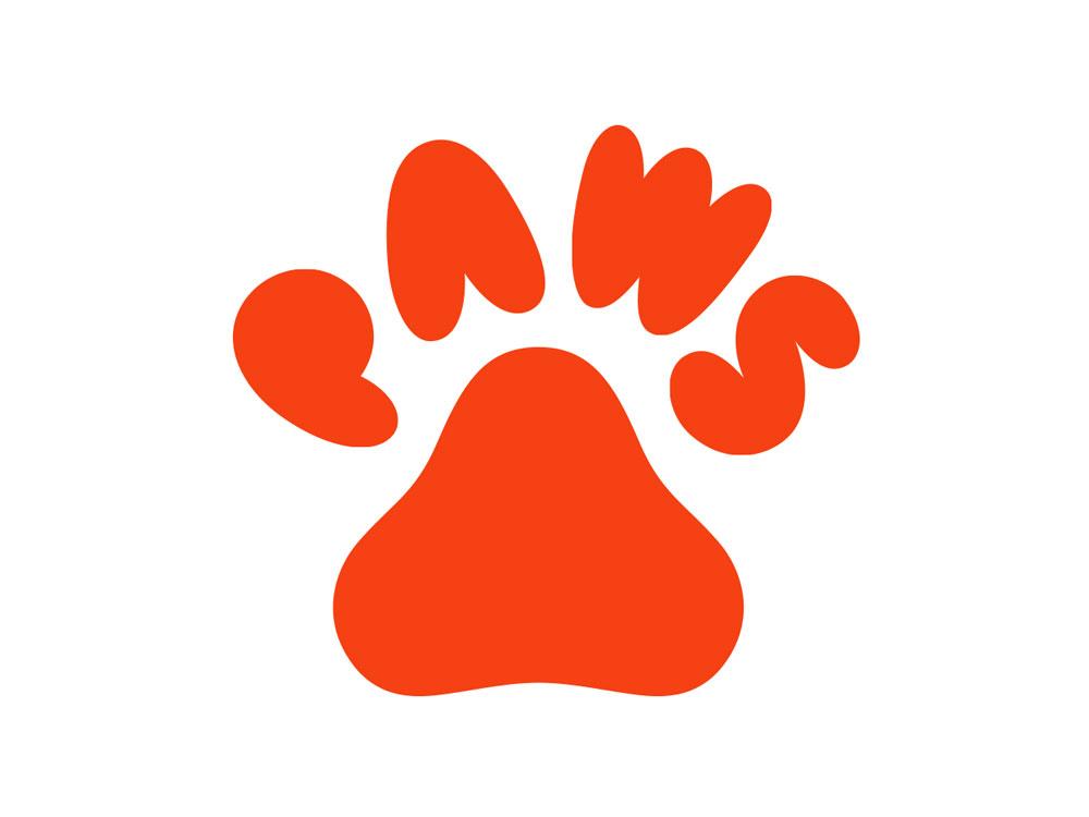 Paws logo Koto