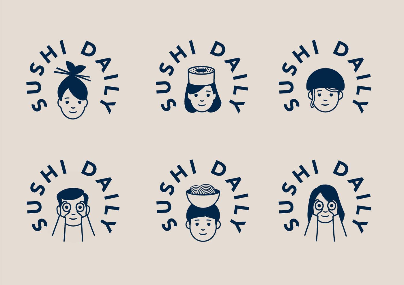 Суши Daily