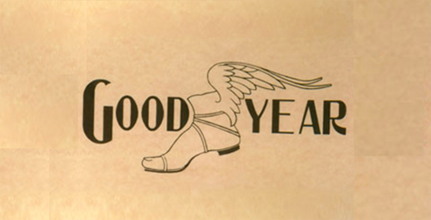 Goodyear logo old