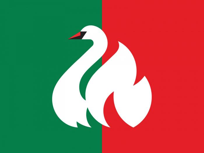 Swan Vestas logo redesign