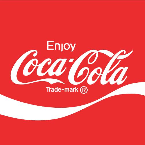 Coca-Cola logo Arden Square