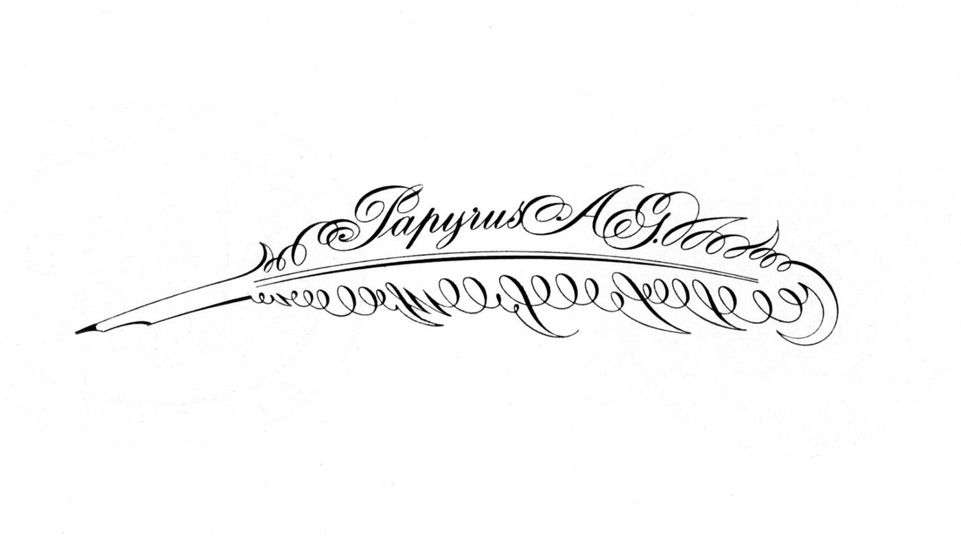 Papyrus AG logo